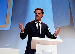 Dutch liberal party: election campaign will be a hard fight