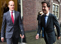 Dutch coalition talks between VVD and PvdA begin