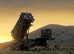 NATO begins deploying Patriot missiles in Turkey