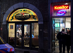 Four arrested in Maastricht coffee shop raids