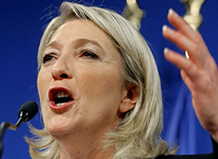 Le Pen wants to campaign with Dutch far-right