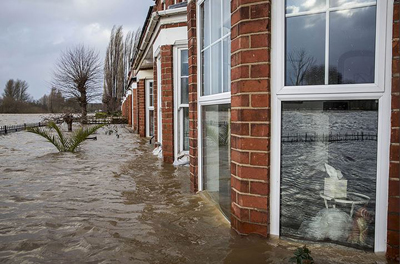 Dutch solution to floods: live with water, don't fight it