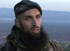 Dutch Jihadist in Syria speaks on TV
