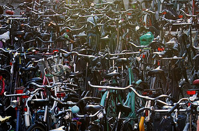 Amsterdam to invest €90m in new bike parking