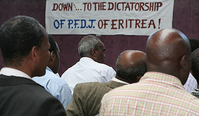 Human trafficking important source of income for Eritrea