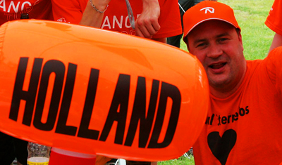 Dutch believe in world cup title is back