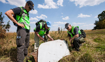 Pro-Russian commander: 'we had anti-aircraft artillery but did not shoot down MH17'
