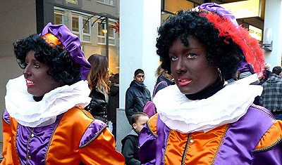 Controversy in Holland over whether Black Pete is racist