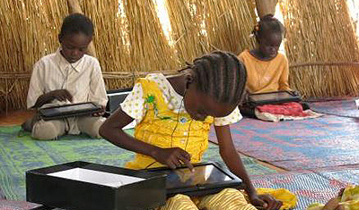 Innovative E-Learning project in Sudan