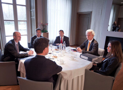 Will the Dutch cabinet survive budget talks?