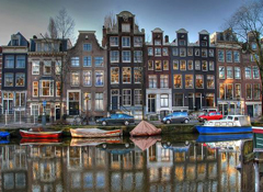 Amsterdam losing favour with tourists