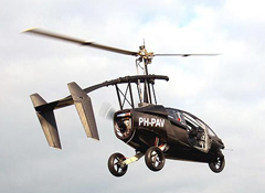 The Dutch flying car